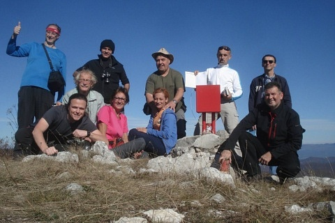 markiranje planinarskih puteva