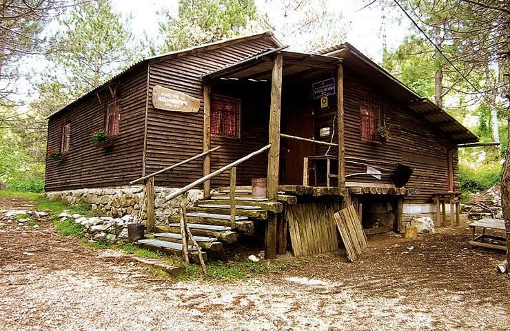 Planinarska kuća Korita