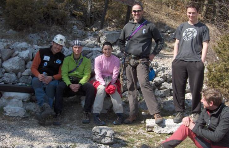 Alpinistička škola - Korita
