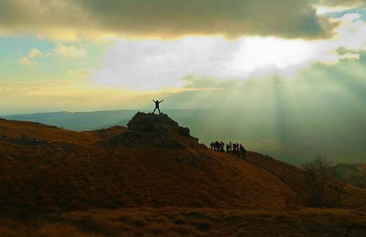 Grobničke Alpe 12.11.2017 PD GLAS ISTRE