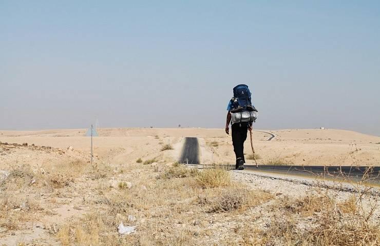 GORAN BLAŽEVIĆ: SOLIDARITY WALK 4 KM/H
